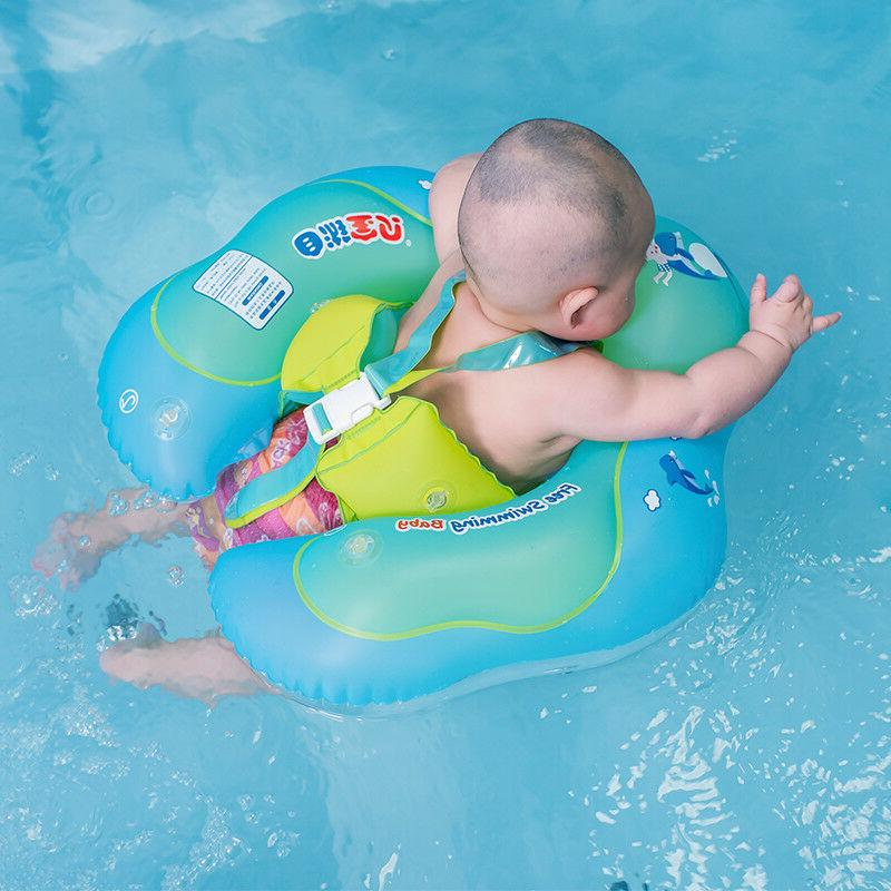 Baby Swimming Learning Equipment Water Floating Tools Blue O