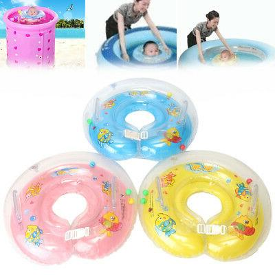 Baby Swimming Swim Inflatable Newborn Float Infant New