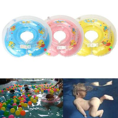 Baby Inflatable Circle Float Infant Safety