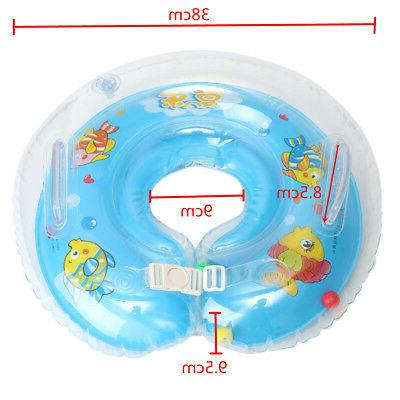 Baby Inflatable Circle Float Infant New