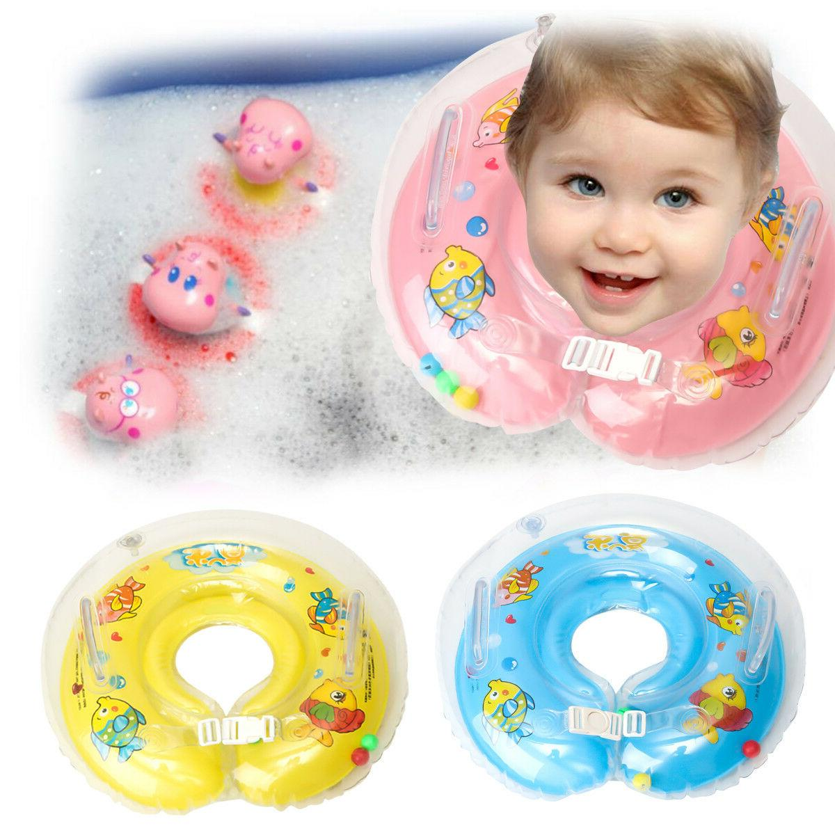 baby swimming swim ring inflatable circle newborn