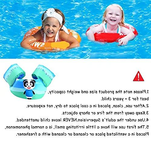 Basic Toddlers Swimming Aids+ Inflatable Arm Floatation