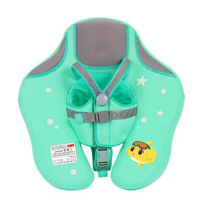 Children Neck Waist Inflatable Swimming Floating