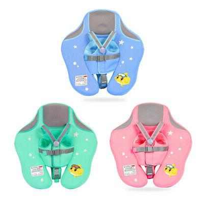 Children Baby Cartoon Swim Neck Inflatable