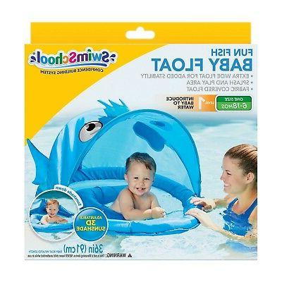 Children Kids Fun Retractable Canopy Boys' Fish