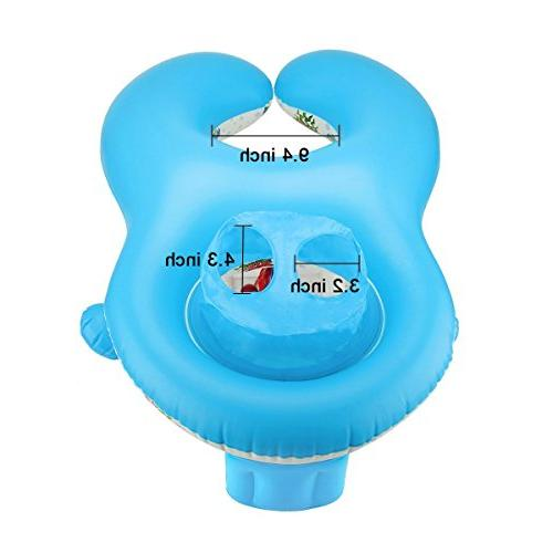 Dual Baby Float Ring Canopy