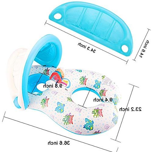 Dual Mommy Canopy and