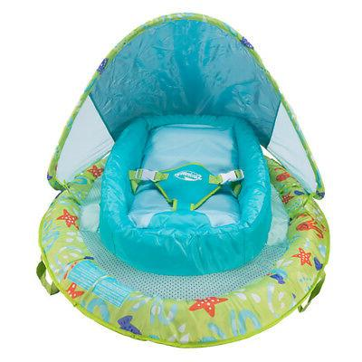 Spring Swimming Float with Canopy