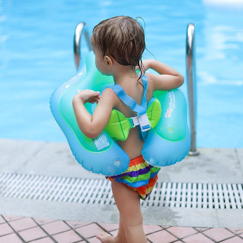 <font><b>Baby</b></font> Ring Infant Floating Swim Pool Accessories Circle Bath Inflatable Ring For Dropship