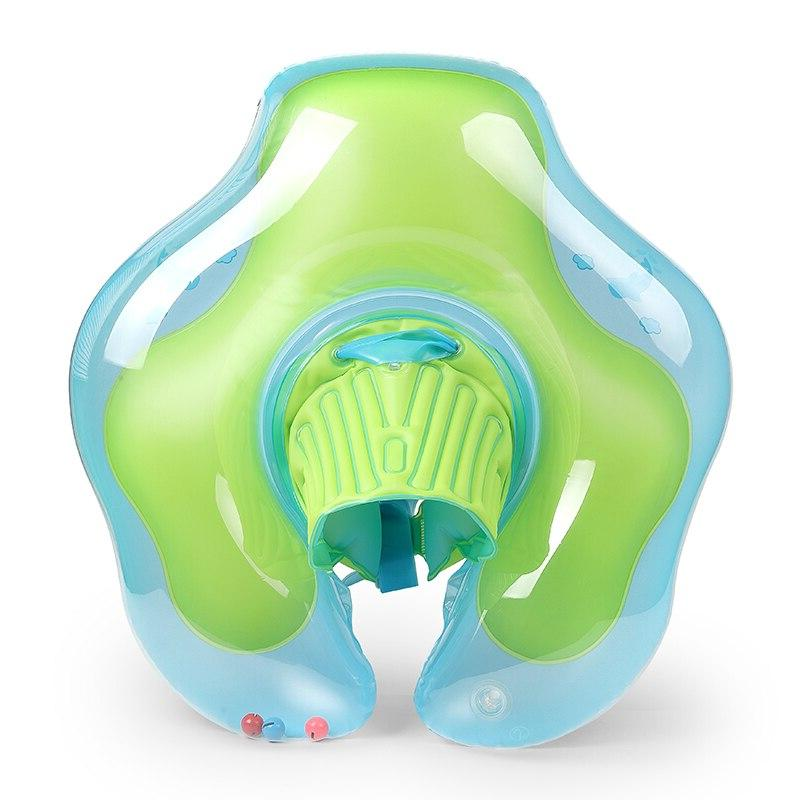 <font><b>Baby</b></font> Swimming Ring Infant Floating Kids Swim Pool Accessories Bath Inflatable For