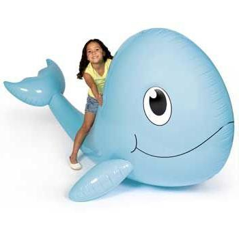 giant inflatable whale vinyl