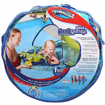 SwimWays Inflatable Octopus Center Canopy