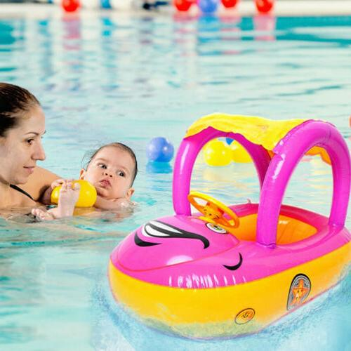 inflatable baby swim ring toddler float kid
