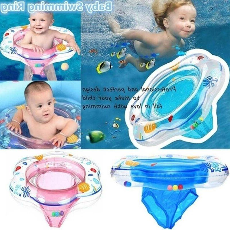 inflatable babys swimming pool ring float water