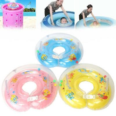 Inflatable Circle Newborn Float Infant Baby Swim Ring Safety