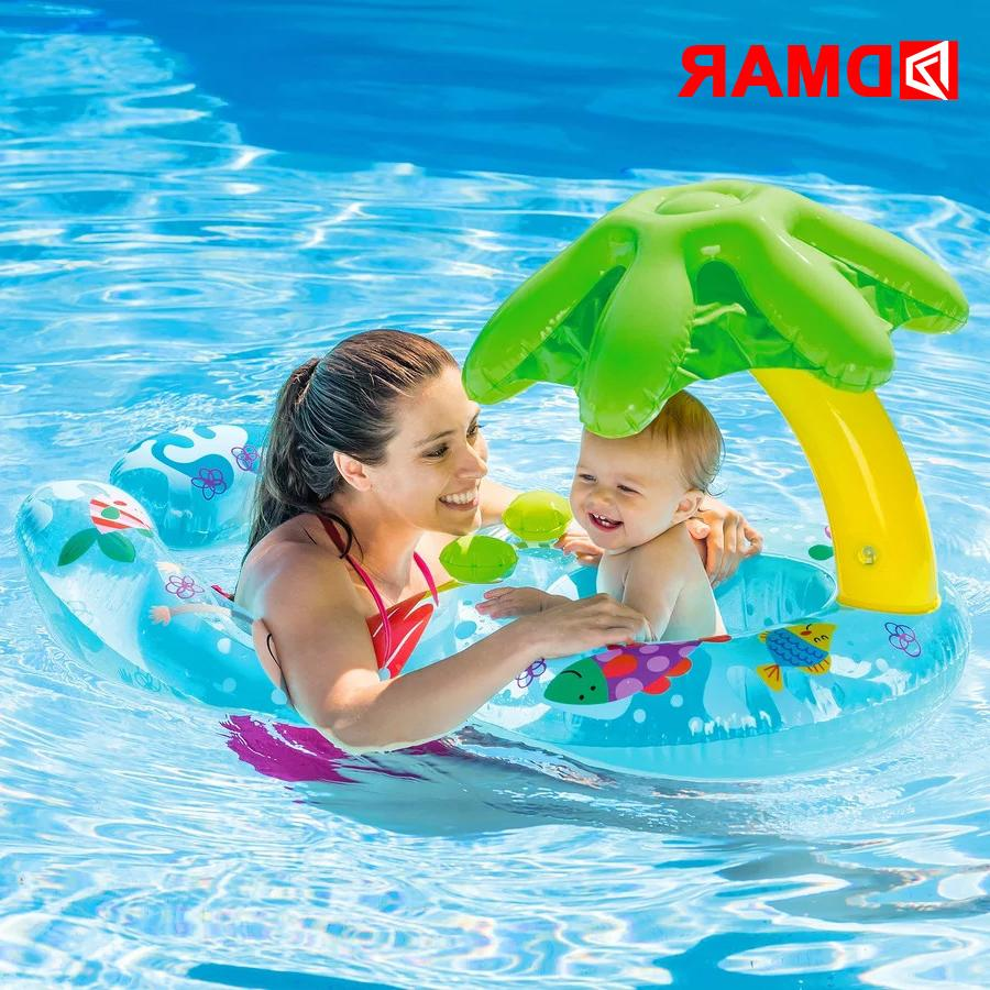 inflatable double swimming ring font b baby