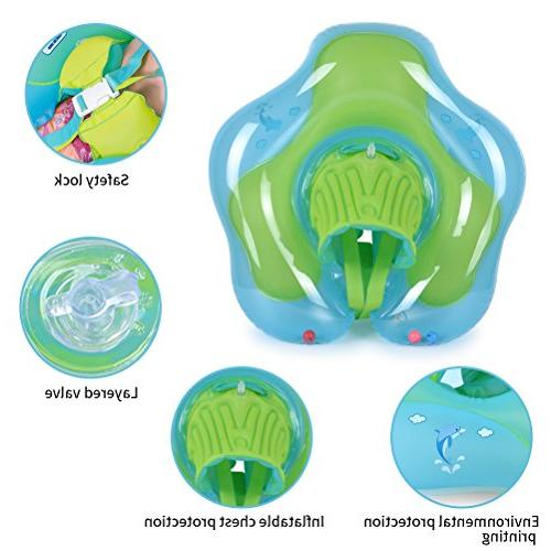 Baby Children Ring Inflatable Toys Swimming Pool The Months