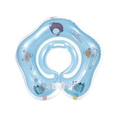 Newborn Infant Safety Swimming Float Bath Circle US