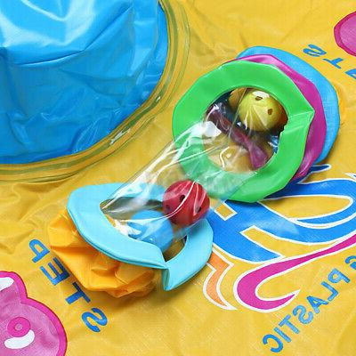 Inflatable Baby Soft Kid's Chair Seat Ring Pool