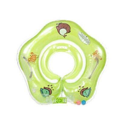 Inflatable Baby Safety Aid Swim Circle Bath Ring