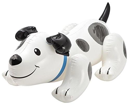 inflatable puppy ride