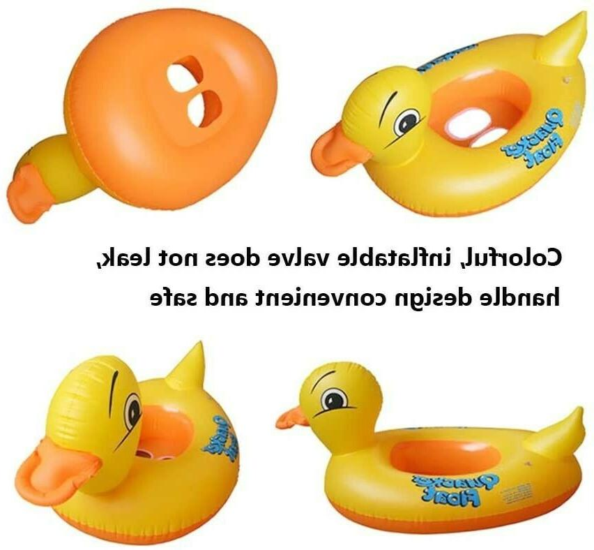 Inflatable Duck Float for Pool Floats Boat