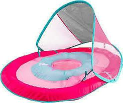 inflatable spring pool float w