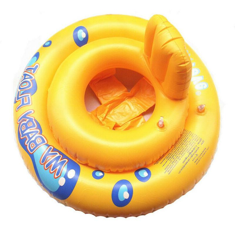 My Baby Float Swimming Swim Ring Pool Infant Chair Lounge W/