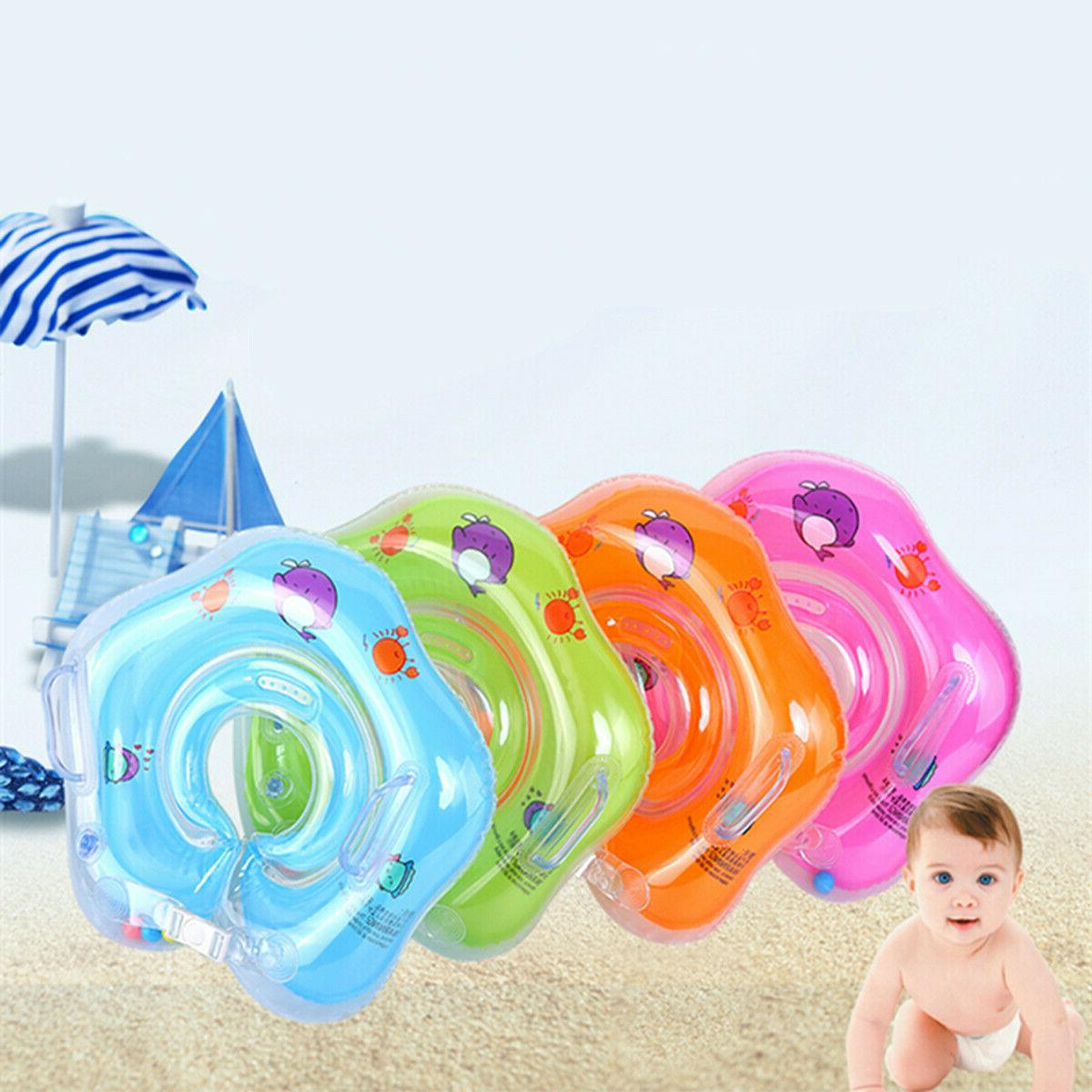 ipree baby infant swimming pool bath neck