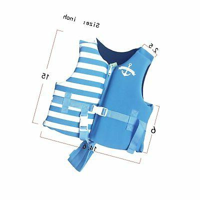 FORNY Life Jacket Children Watersport Classic Swim Small