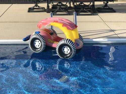 learn to swim baby buggy baby float