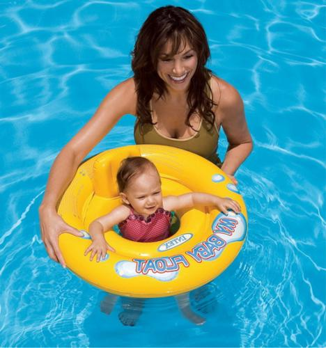 My Kids Floats Seat Infant Pool Chair Float US
