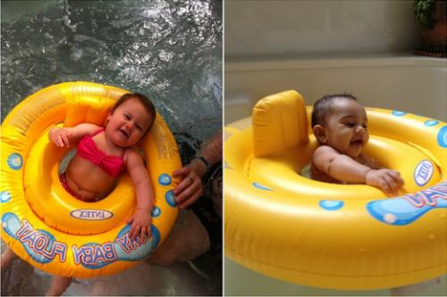 My Kids Seat Aid Infant Pool Chair Float US