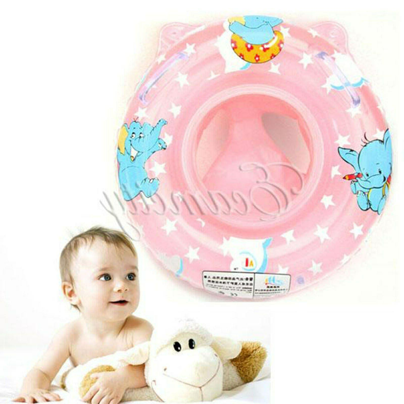New Baby Inflatable Pool Water Safety Aid Float Ring