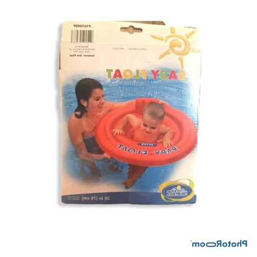 The Wet 30 Baby Pool Float Old