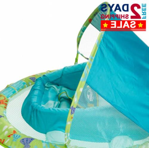 NEW Baby Float Adjustable Sun Canopy for