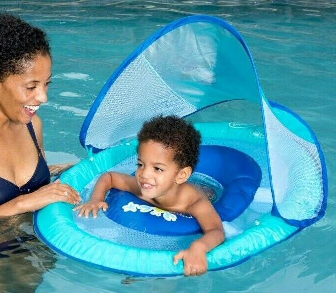 new swimways baby toddler spring float sun