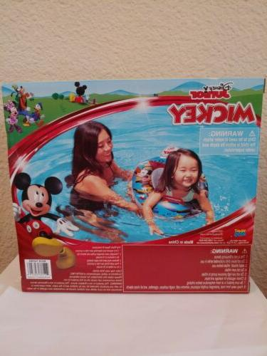 NWT DISNEY MICKEY JUNIOR BEACH FLOAT 0-3