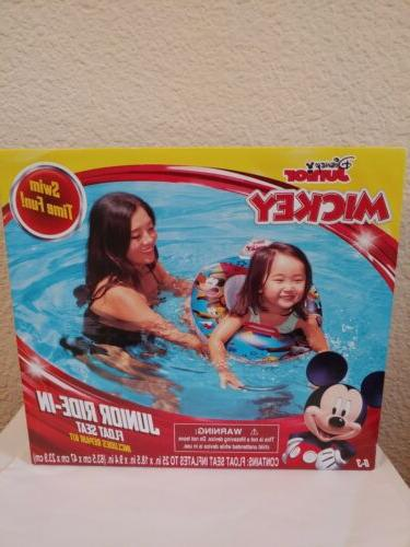 NWT MICKEY MOUSE JUNIOR IN BEACH SEAT INFANT/TODDLER 0-3