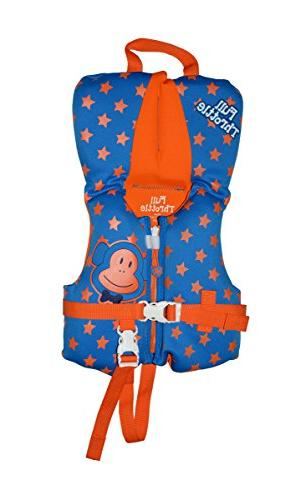 Speedo Infant Personal Flotation Device, Pink Flowers, 30-Po