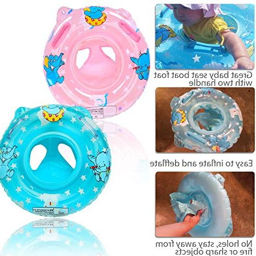 Baby Pool 3-36 Double Ring Tube,Bathtub Swimming Pool Accessories Baby Kids