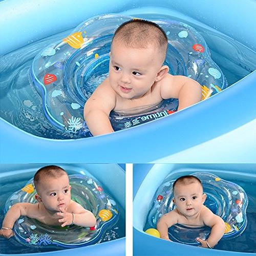 Baby Pool Float, Topist Baby Swim Suitable 1-3