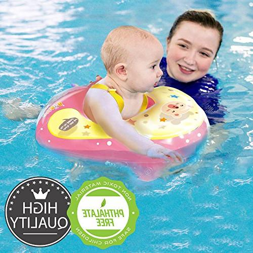 Nai-B Floats Kids Inflatable Baby Trainer, for Floating Ring for