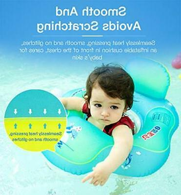 relaxing baby Baby Floats Ring Toddler Floaties, Tub