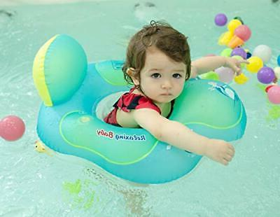 relaxing baby Swimming Floats Ring Toddler Floaties, Tub