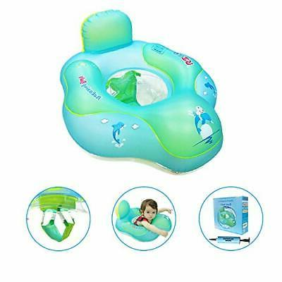 relaxing baby swimming baby floats ring