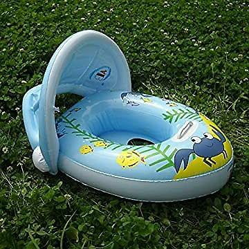 Inflatable Swimming Ring Boat