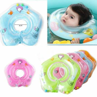 safety newborn infant baby swimming neck float
