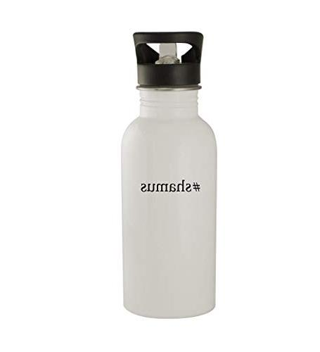 shamus 20oz sturdy hashtag stainless steel water