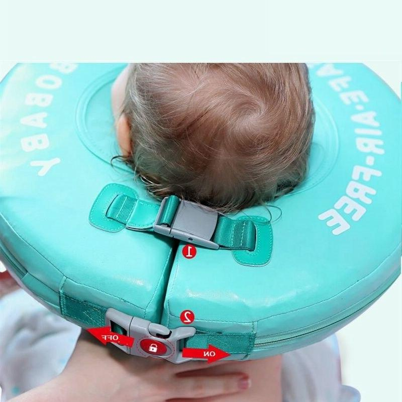 Solid Inflatable swim Neck for Accessories <font><b>baby</b></font> pool